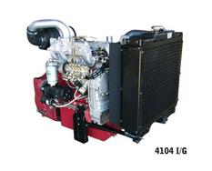 4104 Dizel Motor
