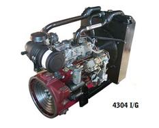 4304 Dizel Motor