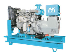 KJPT Series Diesel Generators