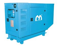 KJR Series Diesel Generators
